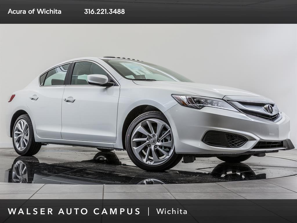 New Acura ILX Dr Car In Wichita AAN Walser Auto Campus - Acura ilx 2018 black