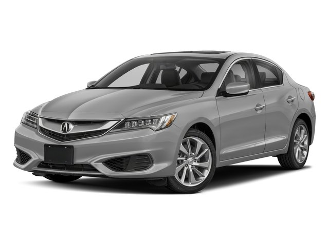 New 2018 Acura ILX FWD 4dr Car