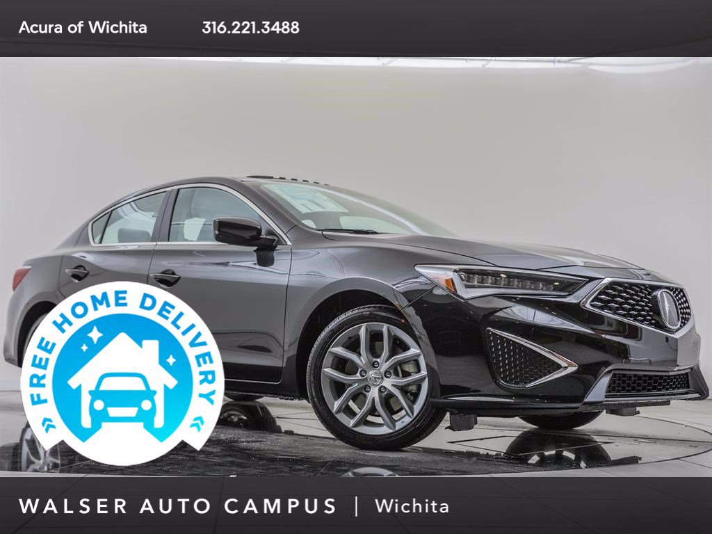 New 2020 Acura ILX FWD 4dr Car