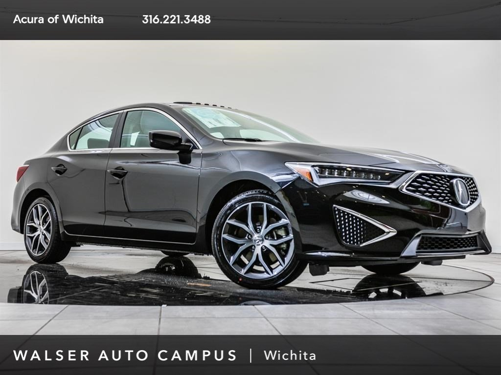 New 2019 Acura ILX Prem, BT, Blnd Spt, Ln Dep, Ln Keep, Apl CarPlay