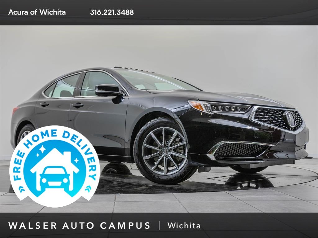 New 2020 Acura TLX 2.4 FWD 4dr Car
