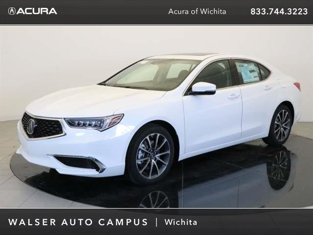 New 2018 Acura TLX FWD 4dr Car