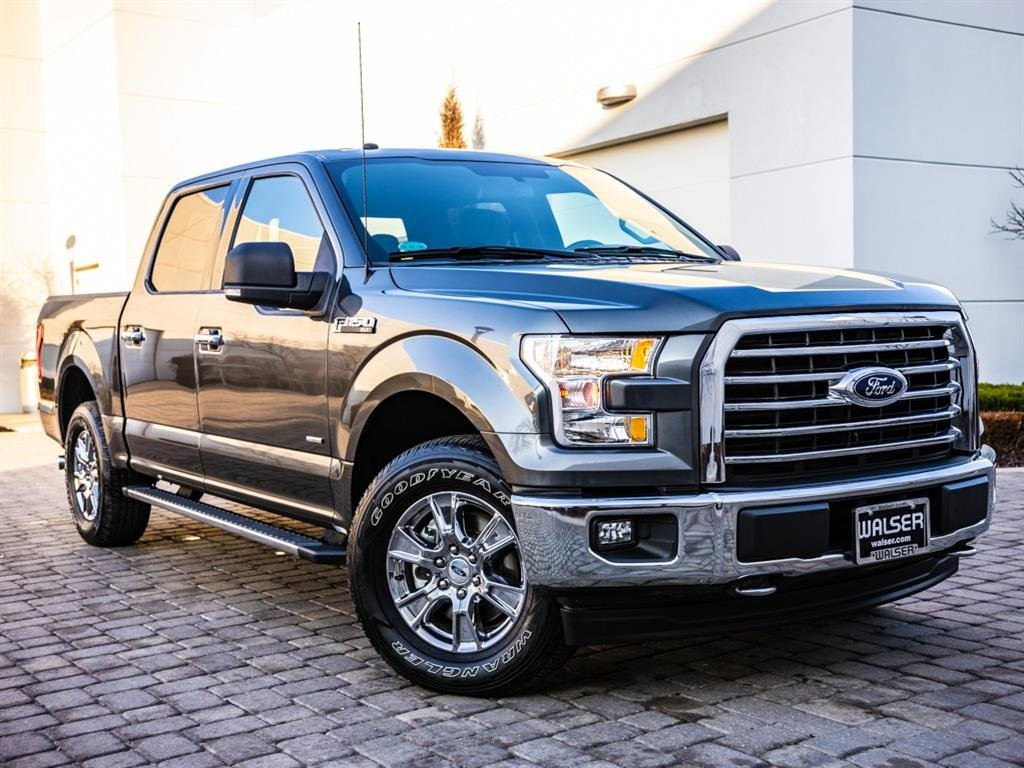 Pre Owned 2017 Ford F 150 Xlt Trailer Tow Package Navigation