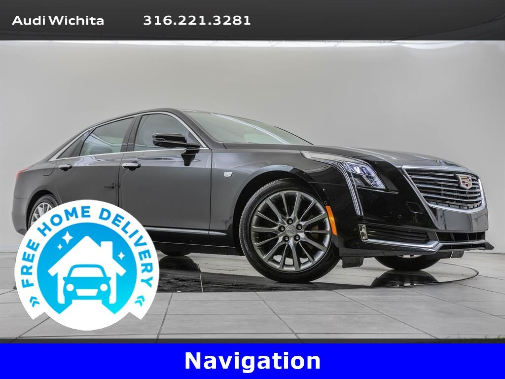Pre-Owned 2016 Cadillac CT6 Navigation