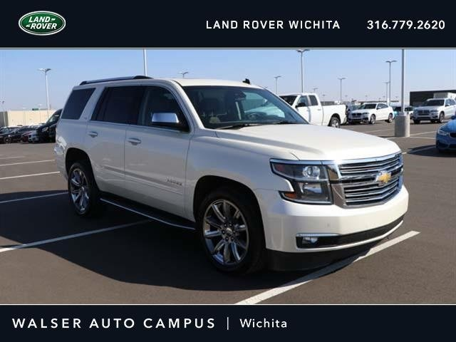 Pre-Owned 2015 Chevrolet Tahoe LTZ Navigation, Sunroof, Heated seats