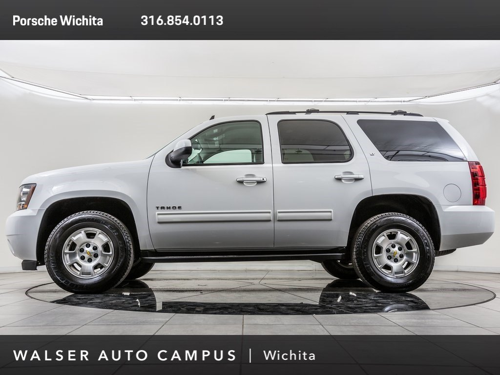 Pre Owned 2010 Chevrolet Tahoe Lt Bose Audio Rear Park Assist Installation Instructions For A Dinghy With Separate Tail Light Wiring Bluetooth Sport Utility In Wichita 56aa235t Walser Auto Campus