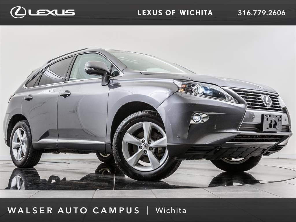 Certified Pre Owned 2015 Lexus RX 350 L/ Certified, Navigation, Moonroof,