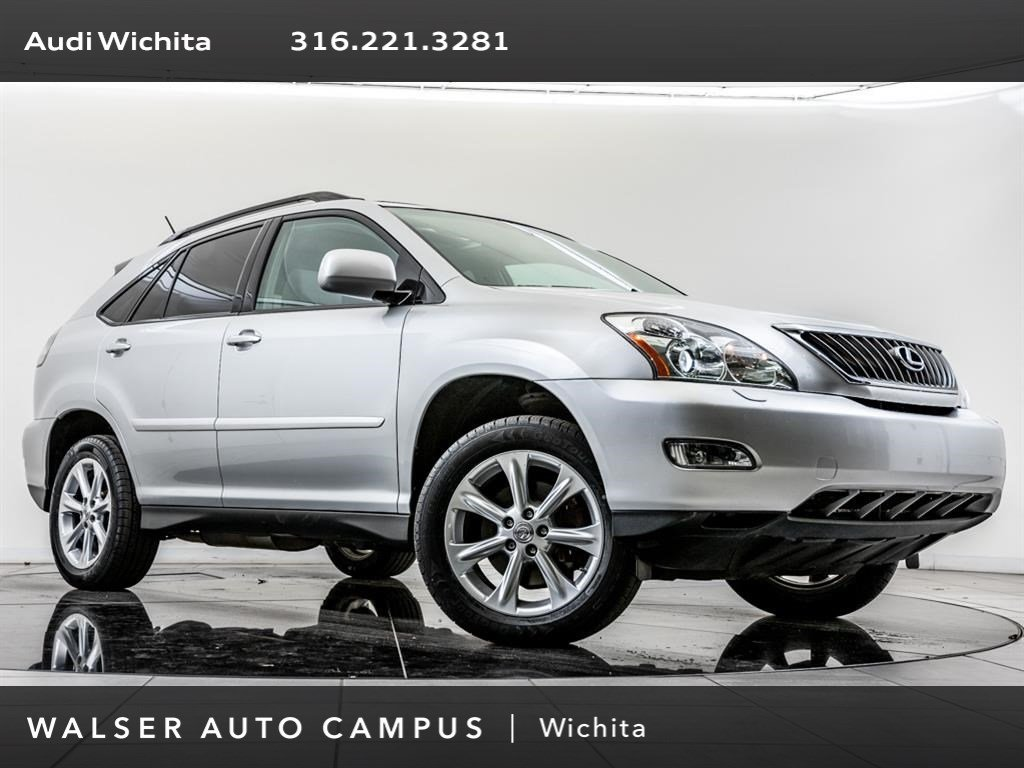 Pre-Owned 2009 Lexus RX 350 Navigation, RV Cam, Moonroof, CD Changer, 18 Whls