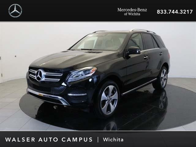 Ex-CVP 2018 Mercedes-Benz GLE GLE 350 AWD 4MATIC®