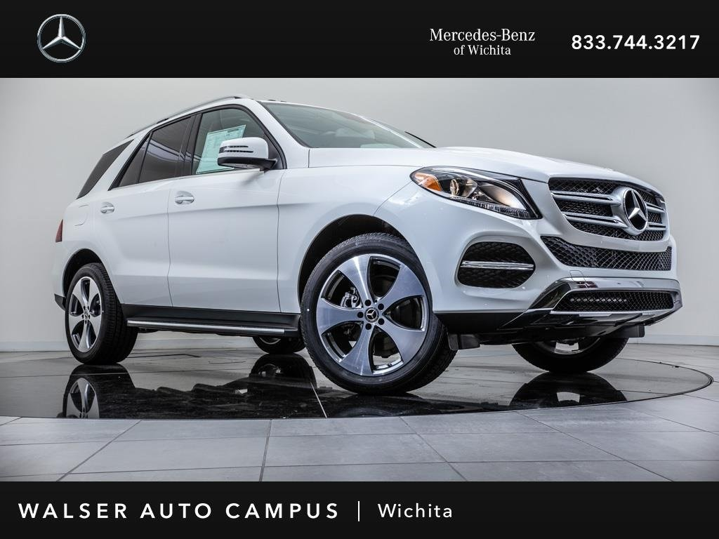 New 2018 Mercedes-Benz GLE GLE 350 AWD 4MATIC®