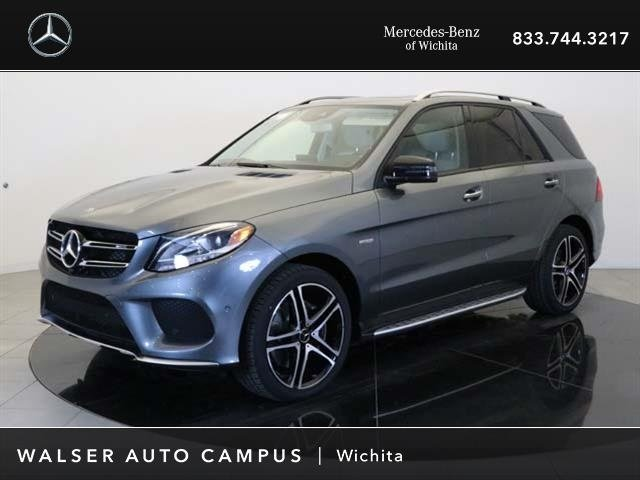 New 2018 Mercedes-Benz AMG GLE 43 AWD 4MATIC®