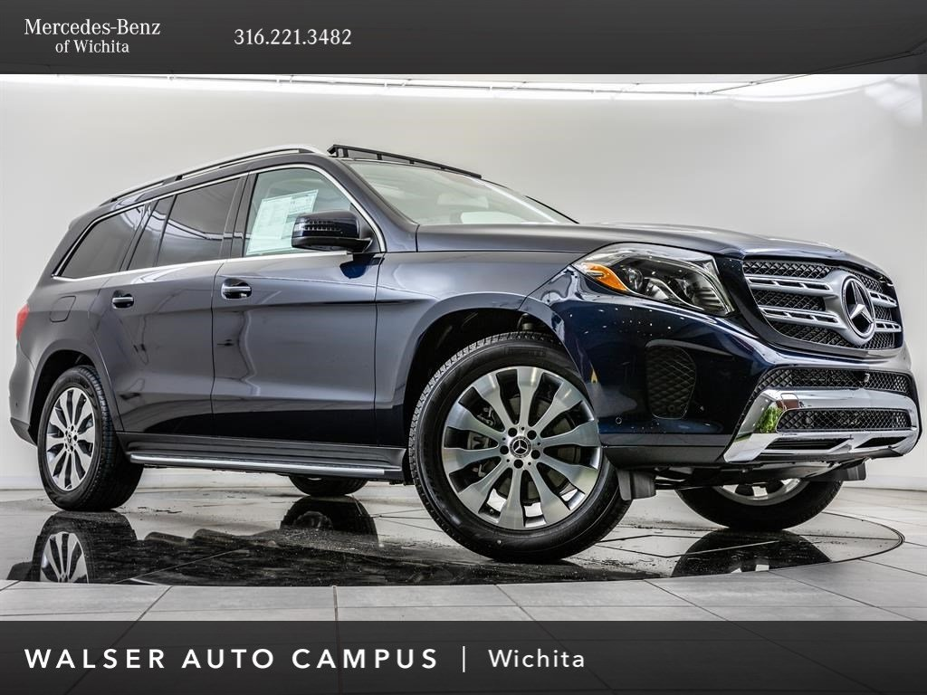 New 2019 Mercedes-Benz GLS GLS 450 AWD 4MATIC®