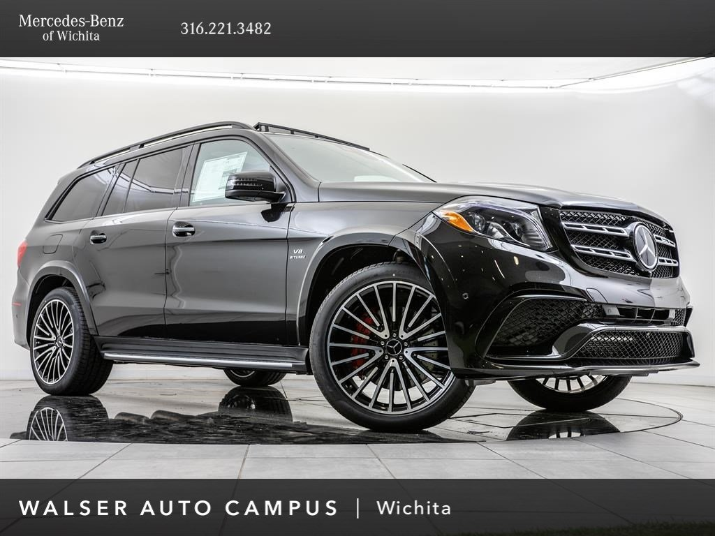 New 2019 Mercedes-Benz AMG® GLS 63 AWD 4MATIC®