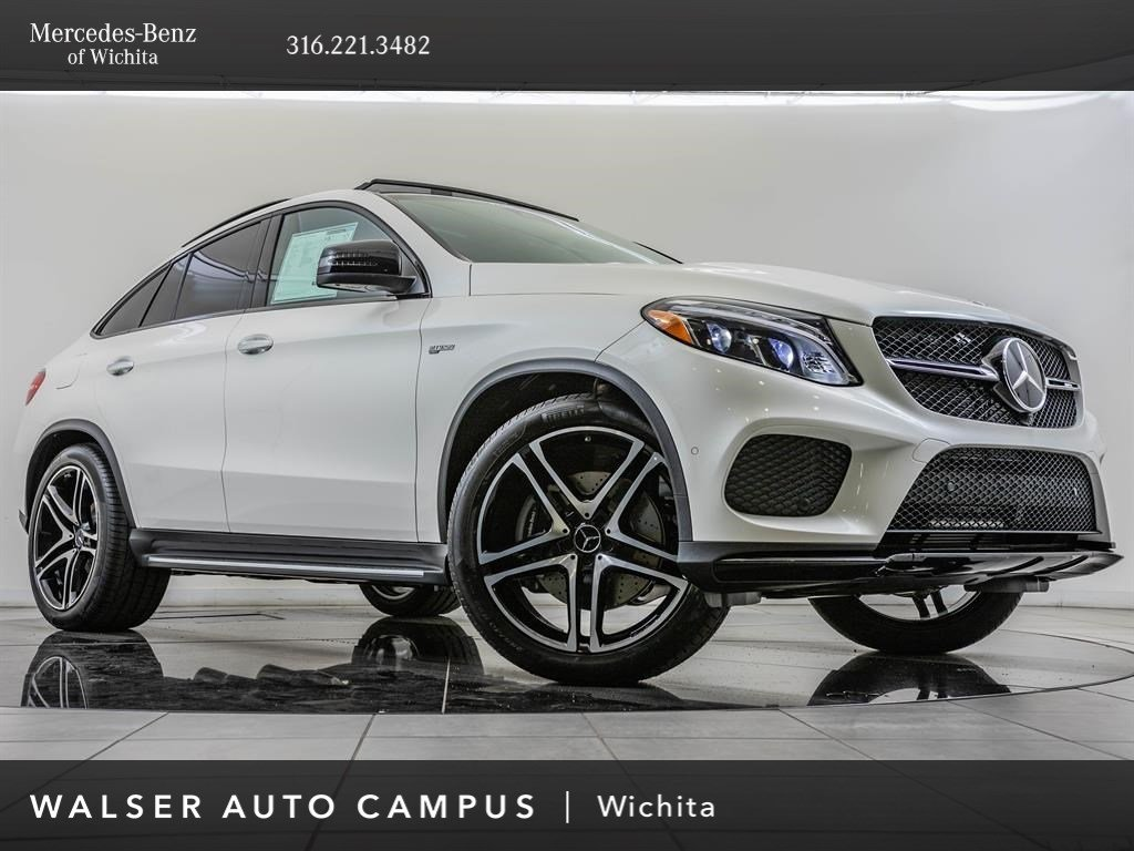 New 2019 Mercedes-Benz AMG® AMG® GLE 43 AWD 4MATIC®