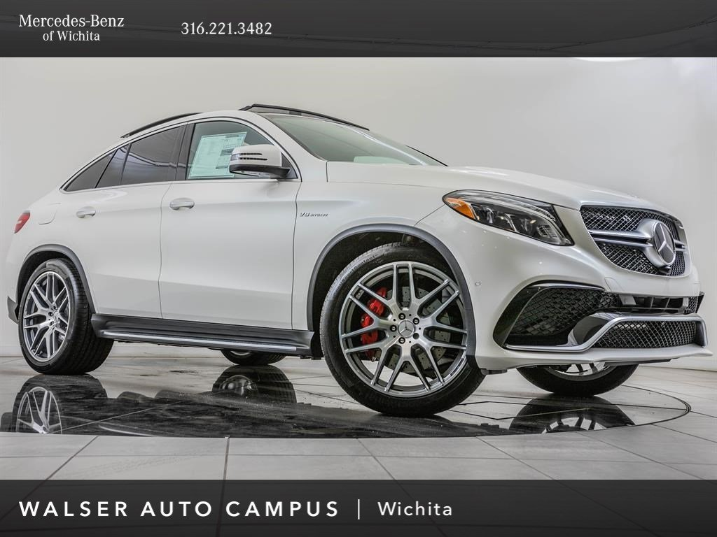 2019 Mercedes-Benz GLE AMG  63 S 4MATIC Coupe