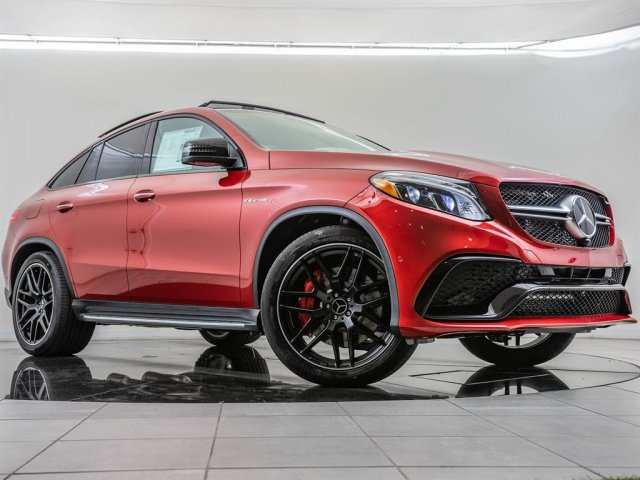 New 2019 Mercedes-Benz AMG® AMG® GLE 63 S AWD 4MATIC®