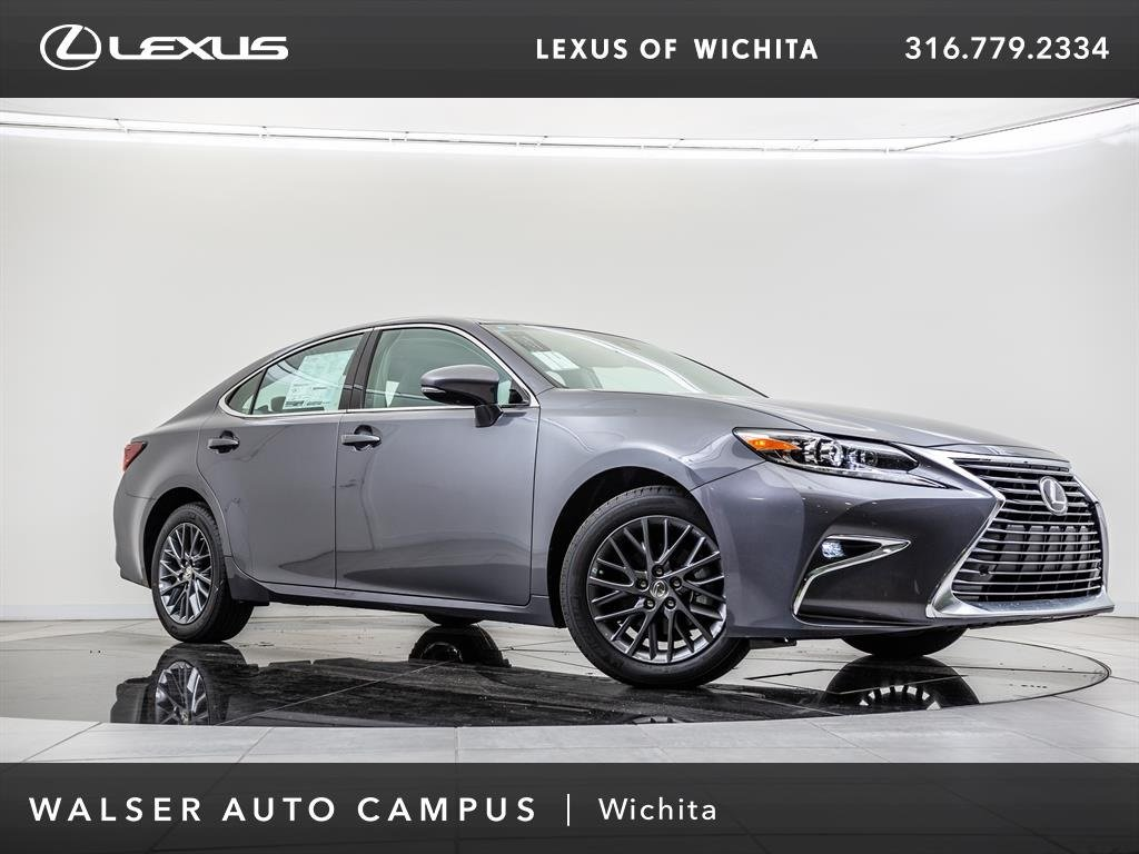 New 2018 Lexus ES ES 350 With Navigation