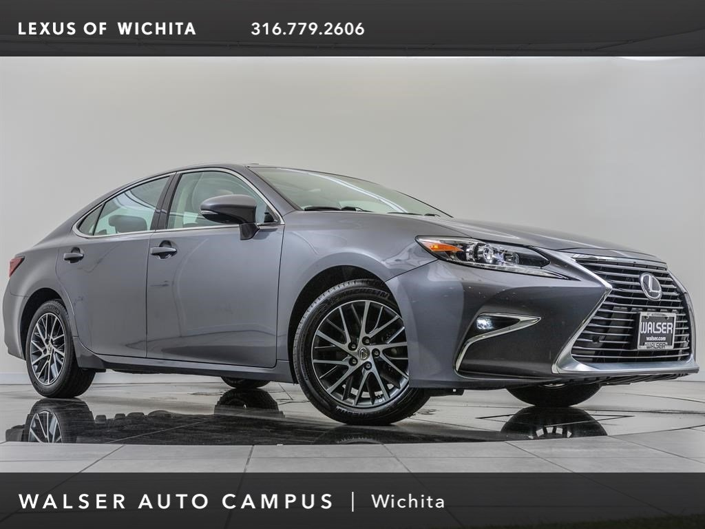 Pre-Owned 2016 Lexus ES 350 Premium Package, Factory Wheel Upgrade