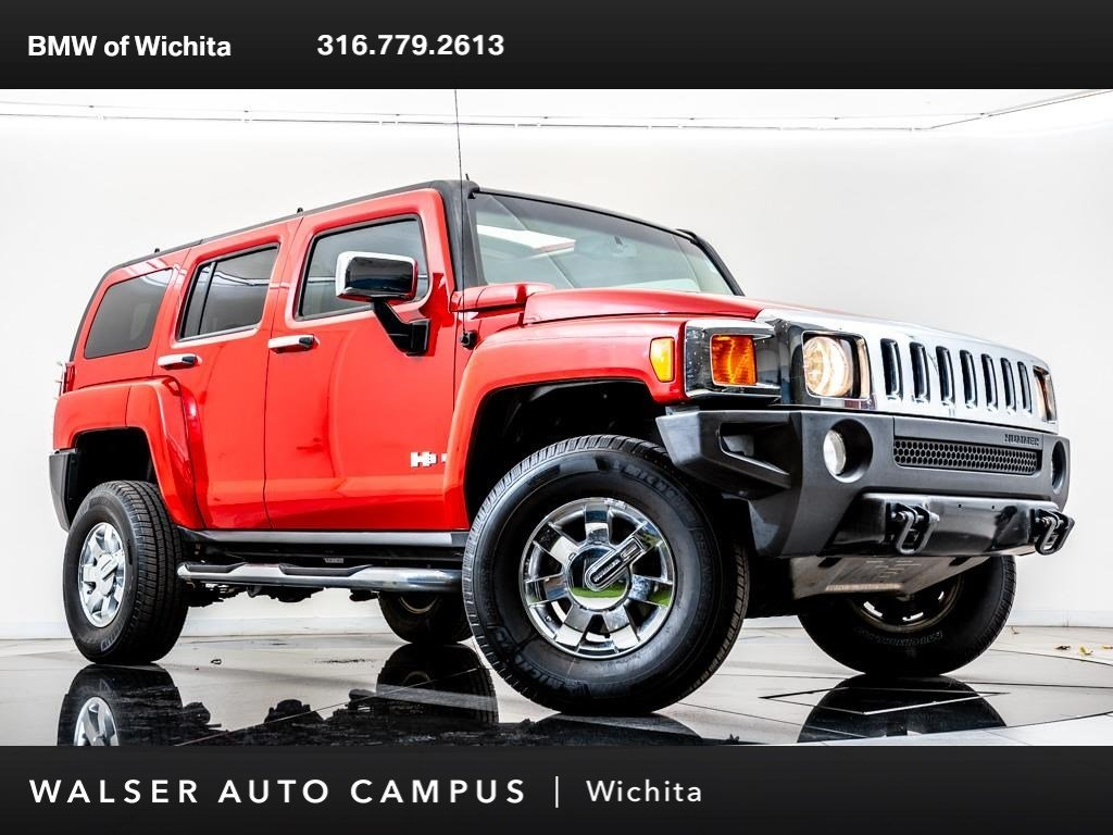 Pre-Owned 2006 HUMMER H3 Power Sunroof, Monsoon Audio System, SiriusXM