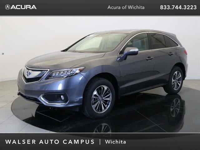 New 2018 Acura RDX RDX 4ADV With Navigation & AWD