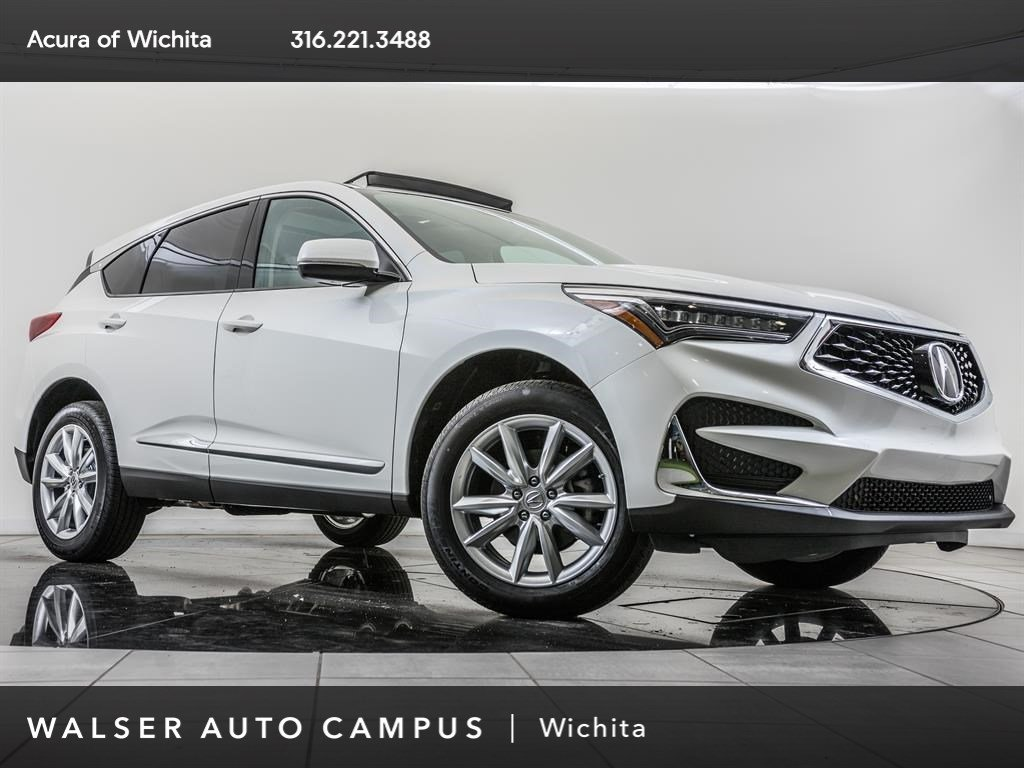 319 Mo For 36mos Lease Special New 2019 Acura Rdx 4d Suv Auto