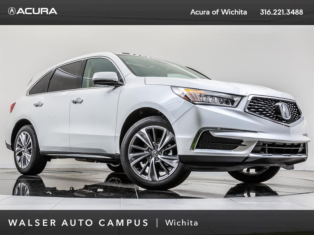 Mo Lease Special For NEW Acura Mdx L Acura Of Wichita - Acura mdx for lease