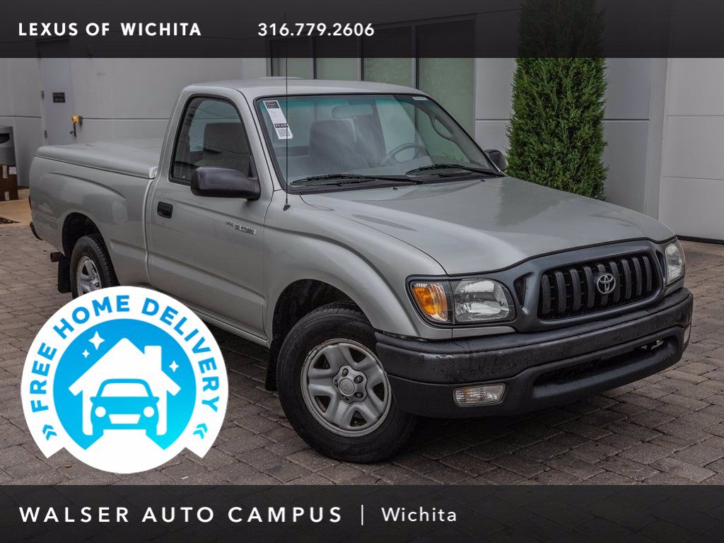 Pre-Owned 2003 Toyota Tacoma Enhancement Package