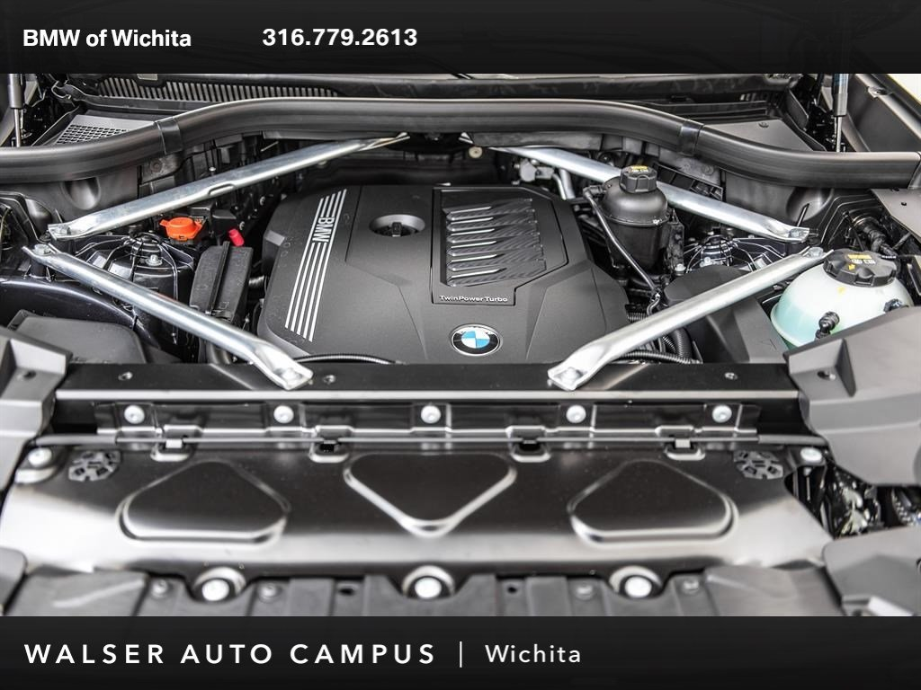 New 2019 Bmw X5 Xdrive40i Sport Utility In Wichita 53ab125n Engine Coolant Mini Walser Auto Campus