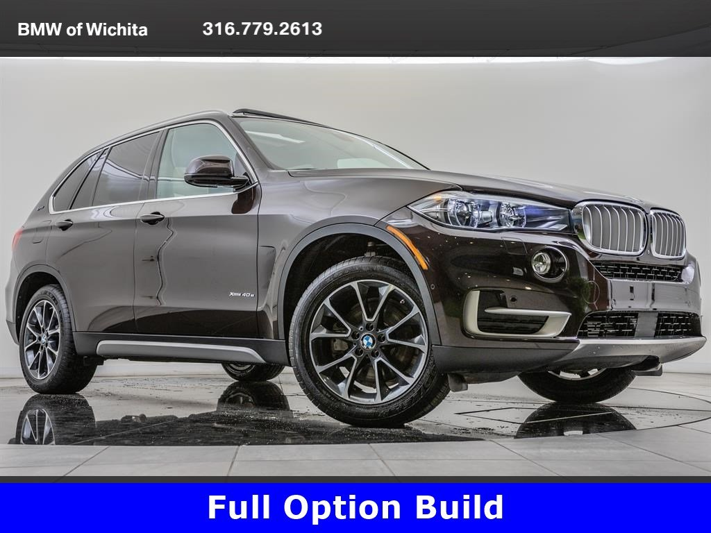 Pre-Owned 2017 BMW X5 xDrive40e, Hybrid, Full Option Build