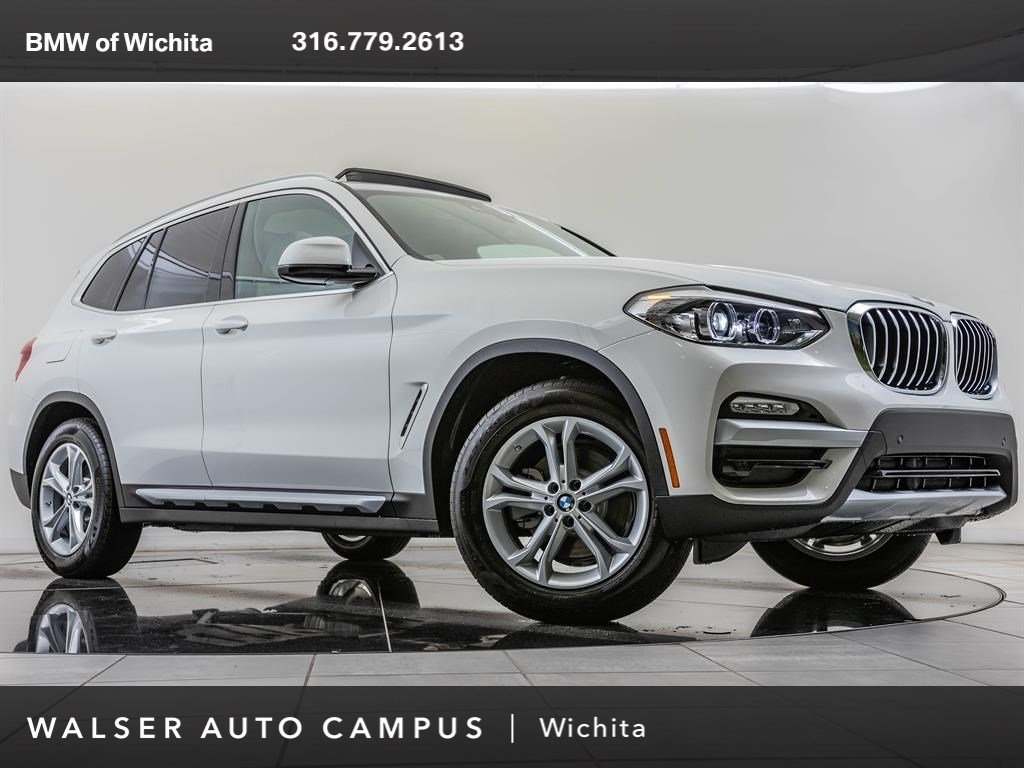 New 2019 BMW X3 XDrive30i Sport Utility In Wichita
