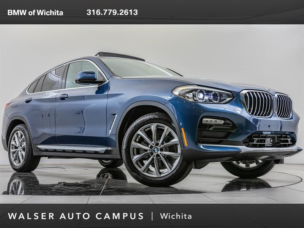 New 2019 BMW X4 xDrive30i With Navigation & AWD