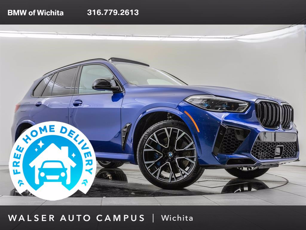 New 2020 BMW X5 M Competition Sports Activity Vehicle