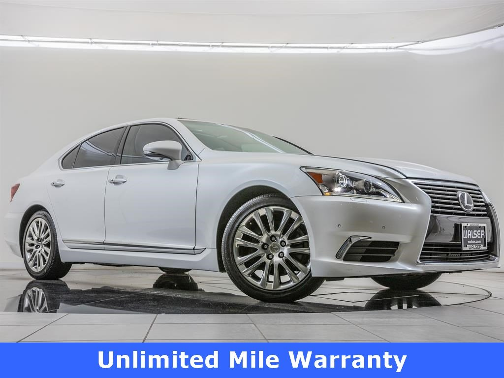 Certified Pre-Owned 2016 Lexus LS 460 Navigation