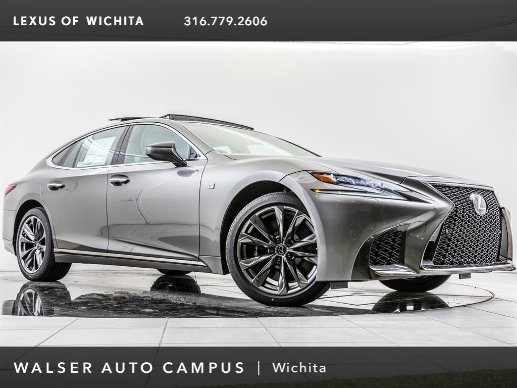Lexus F Sport >> New 2019 Lexus Ls 500 F Sport With Navigation Awd