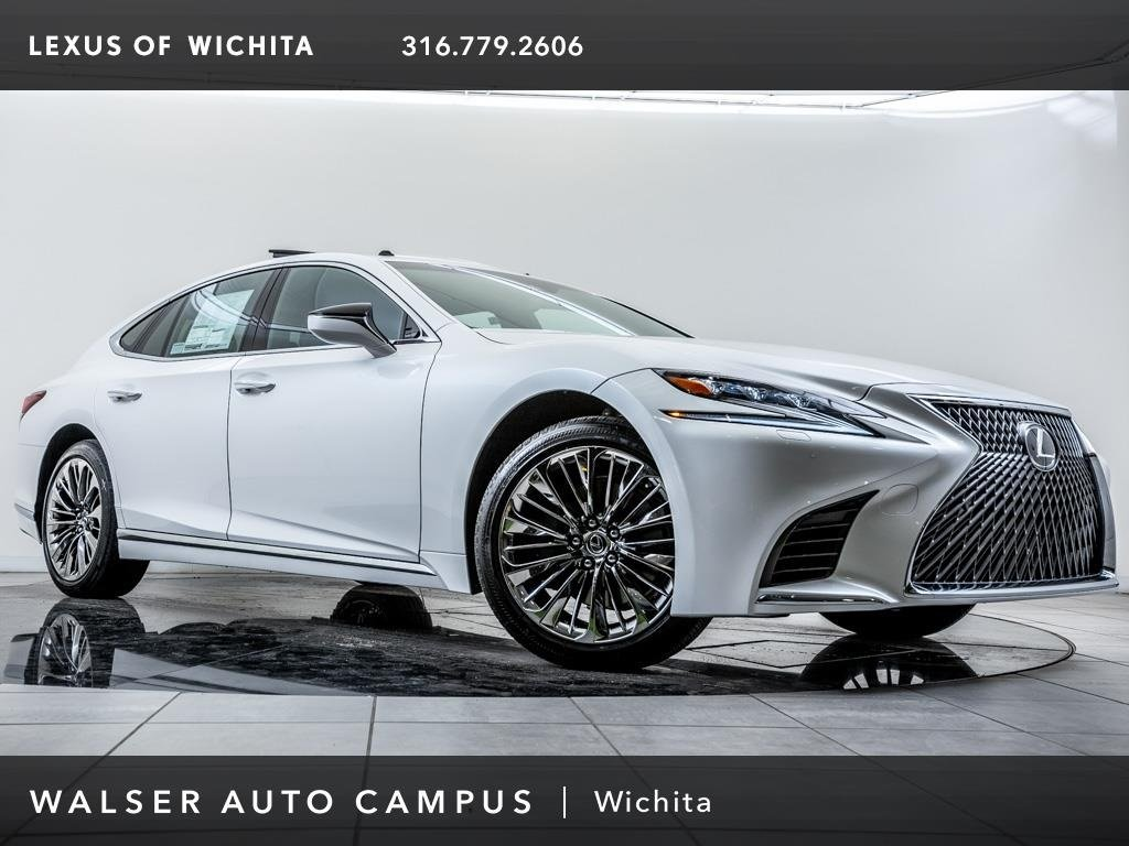 New 2019 Lexus LS 500 Base With Navigation & AWD