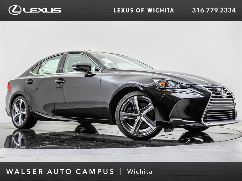 New 2018 Lexus IS 300 With Navigation & AWD