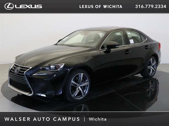 New 2018 Lexus IS IS 300 With Navigation & AWD