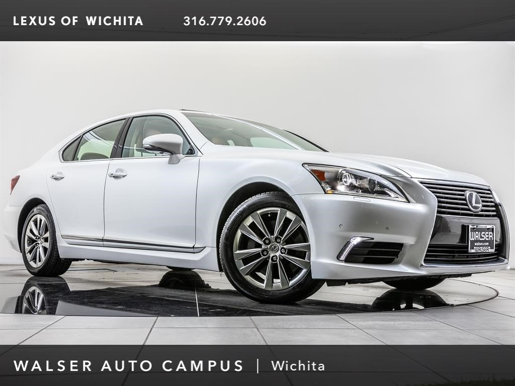 Pre Owned 2016 Lexus Ls 460 Comfort Package