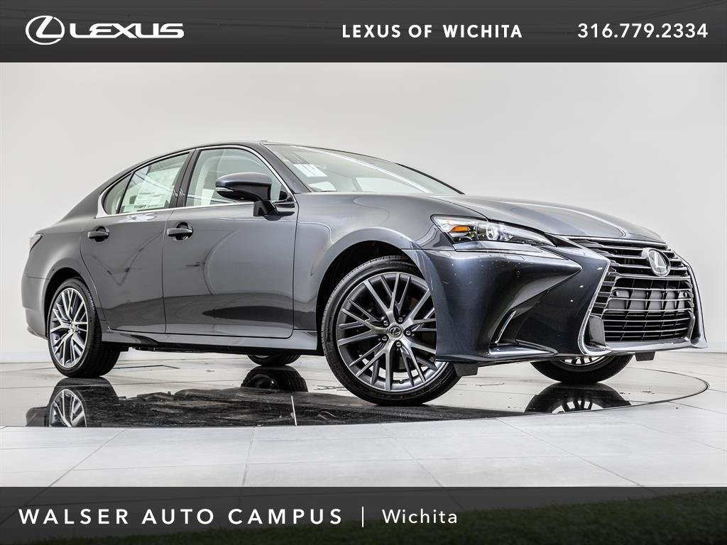 New 2018 Lexus GS 350 AWD