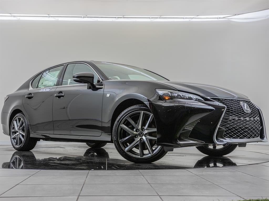 New 2019 Lexus GS 350 F Sport With Navigation & AWD
