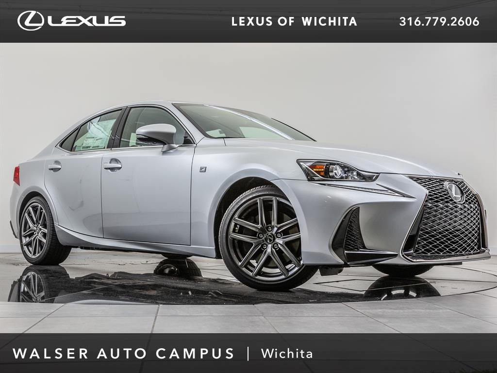 New 2018 Lexus IS 350 AWD
