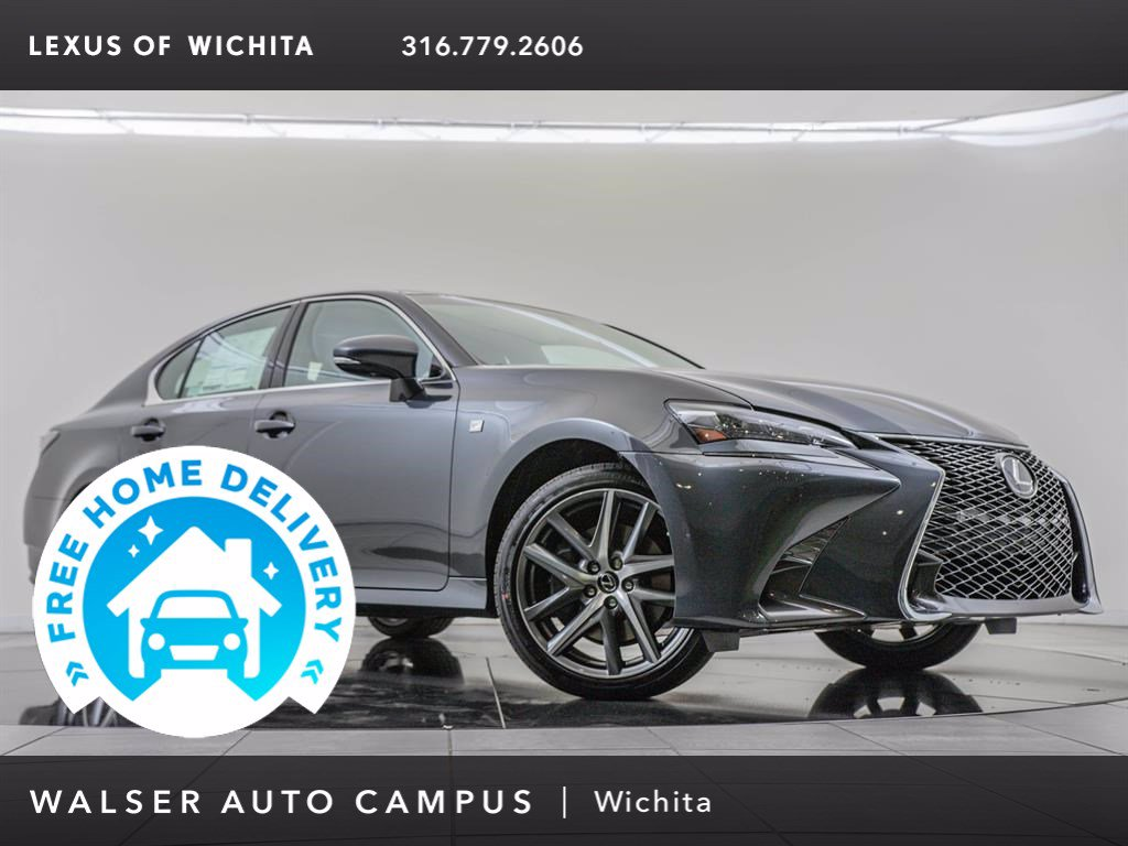 New 2020 Lexus GS 350 F SPORT AWD