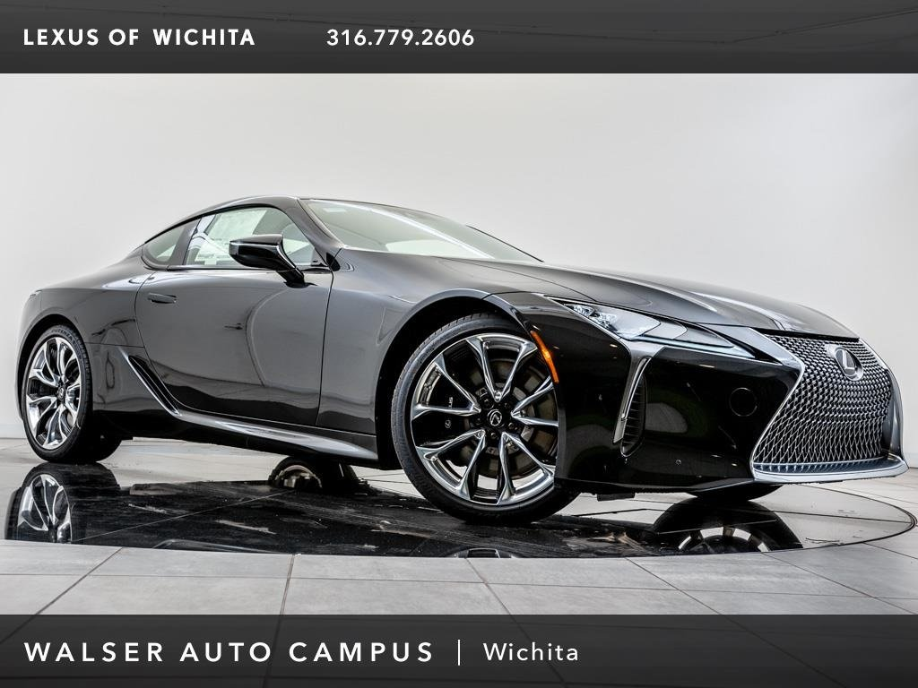 New 2019 Lexus LC 500 RWD 2dr Car