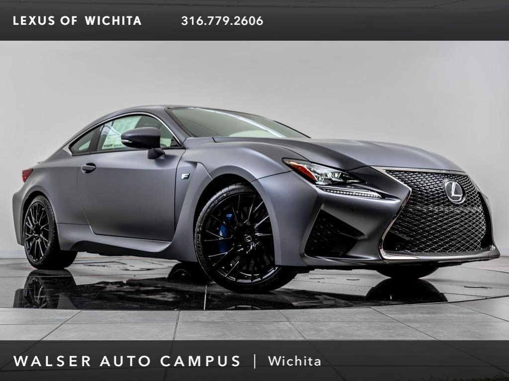 New 2019 Lexus RC F RWD 2dr Car