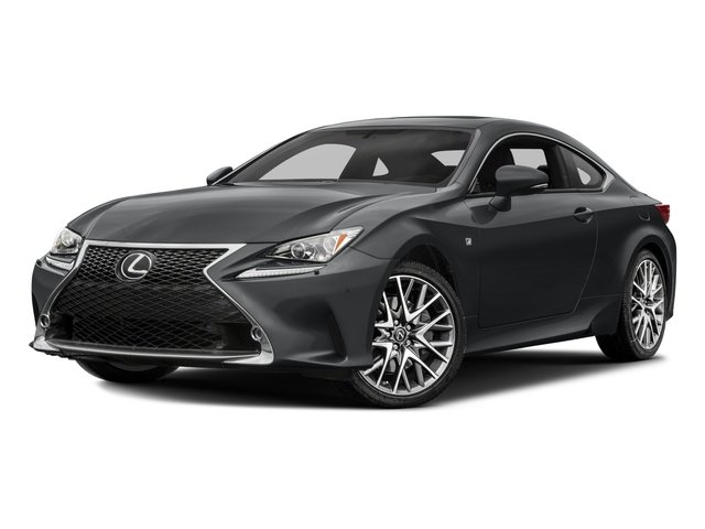 New 2018 Lexus RC 300 AWD
