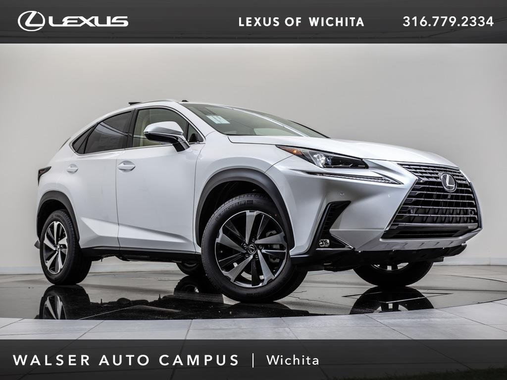 New 2018 Lexus NX 300 Base With Navigation & AWD