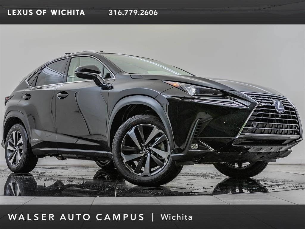 New 2019 Lexus NX 300h With Navigation & AWD