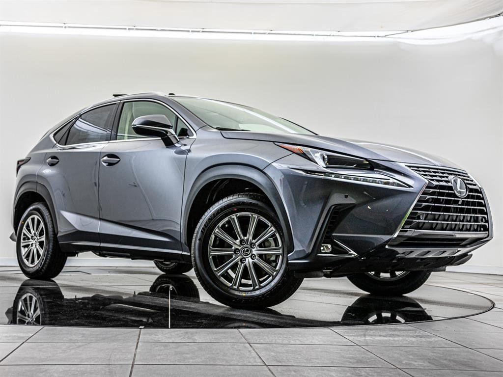 New 2020 Lexus NX 300 Base AWD