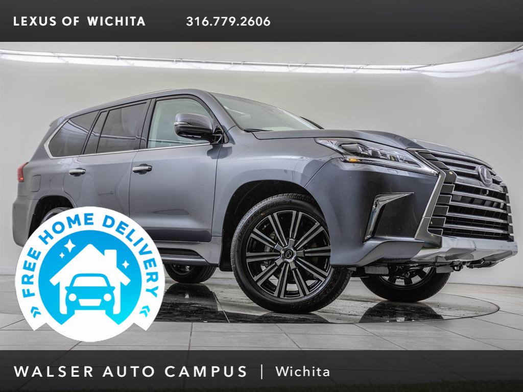 New 2020 Lexus LX 570 Three Row 4WD
