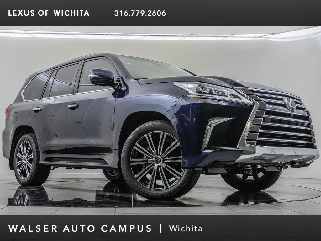 2019 Lexus LX  570 Three Row 4WD